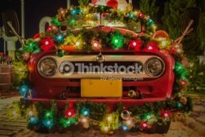 christmas car458146831
