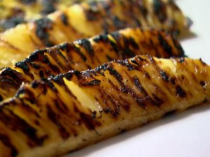 Grilled Pinapple