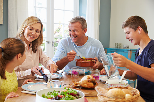 What Time Do You Typically Eat Dinner ? - Health Beat