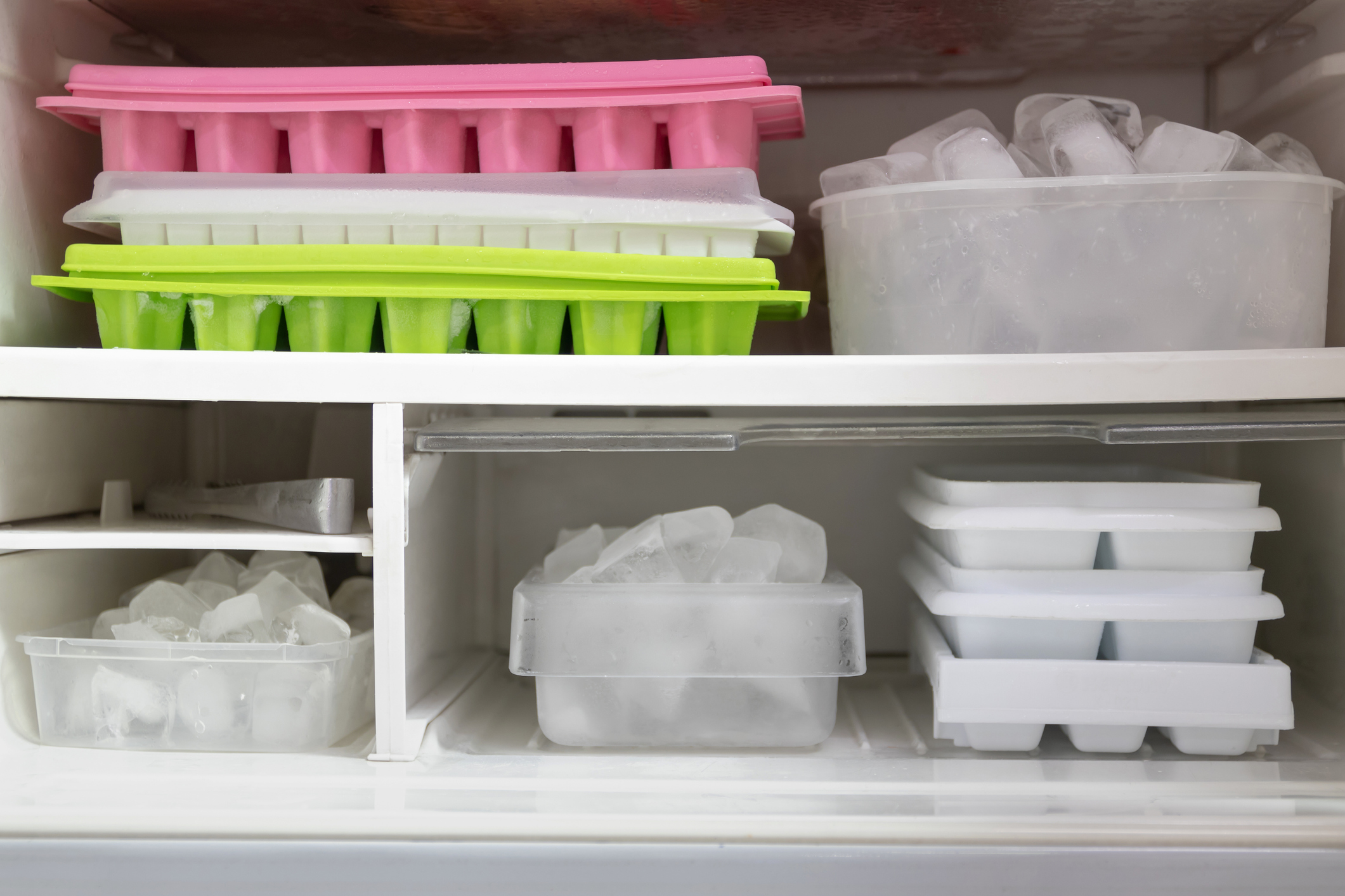 Tips To Make Sure The Ice In Your Freezer Is Clean Health Beat