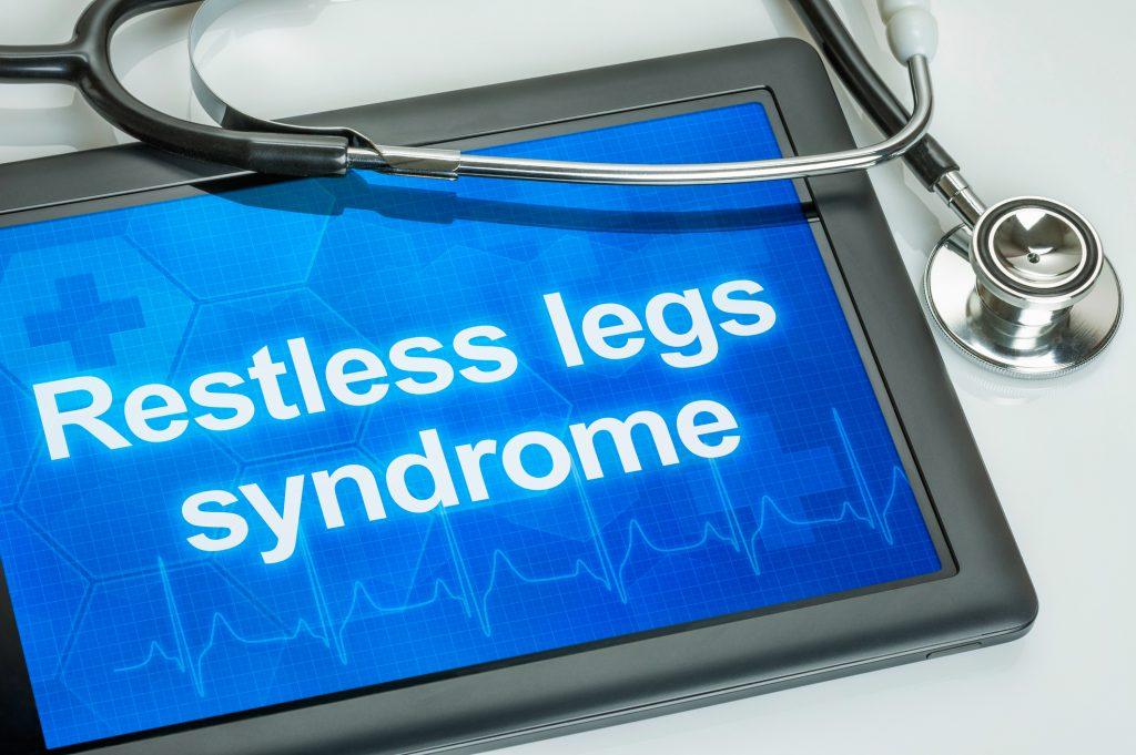 Restless legs syndrome diagnosis