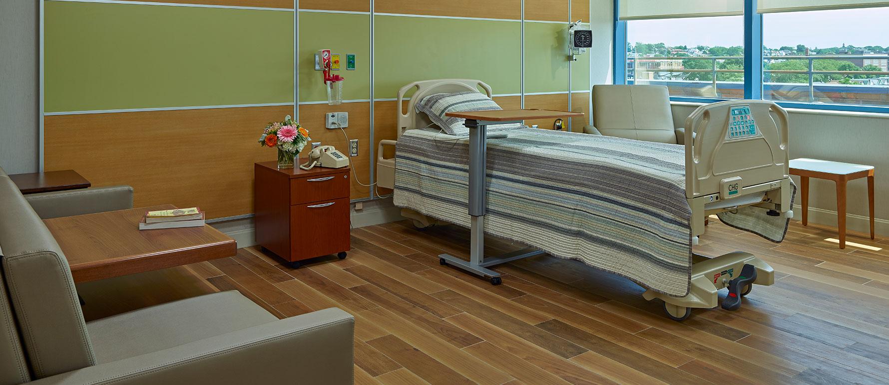 Jamaica Hospital Medical Center - JHMC has brought high
