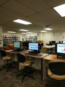 Jamaica Hospital Medical Center Medical Library