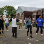 Senior Fitness Day with Assemblywoman Michele Titus