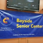 Catholic Charities Bayside Senior Center Falls Prevention Workshop