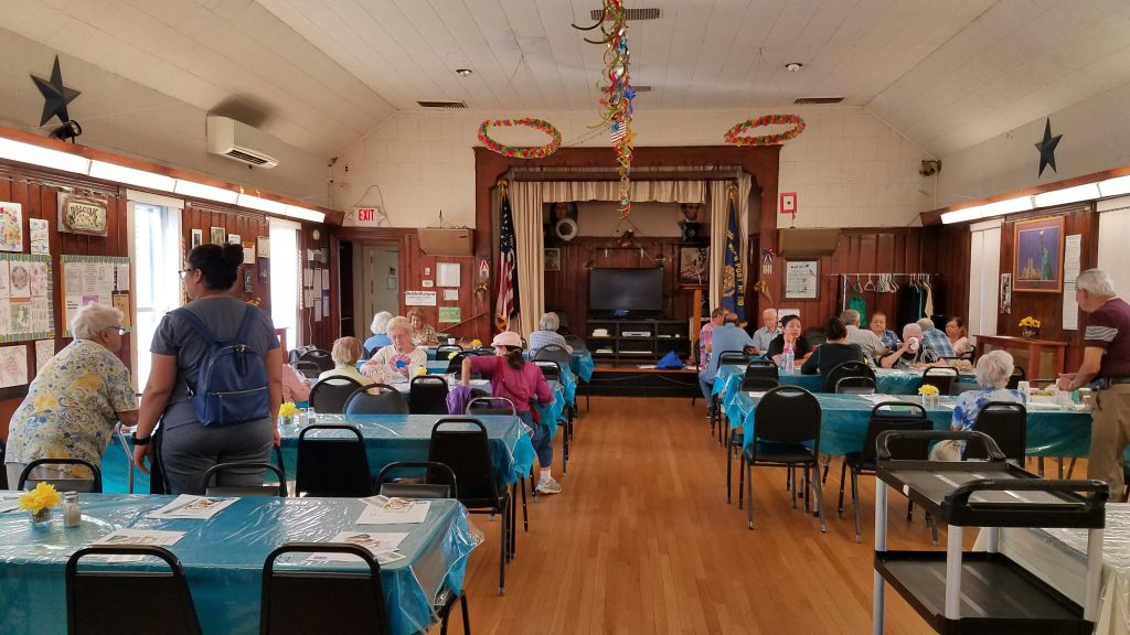 Catholic Charities Woodhaven-Richmond Hill Senior Center Falls Prevention Workshop