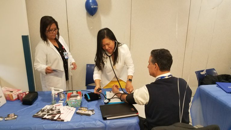 End of Year Health Fair & Employee Wellness Day