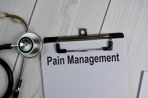 Pain and Symptom Management